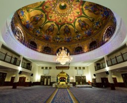Harman Professional fit-out for major Sikh temple