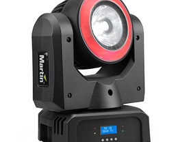 Martin by HARMAN introduces cost-effective RUSH MH10 Beam Fixture with LED Ring
