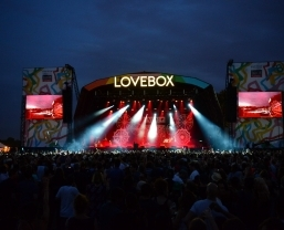 Win 2 VIP tickets to the Lovebox Festival courtesy of ROLI