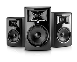 JBL by HARMAN 3 Series MkII powered Studio Monitors now available