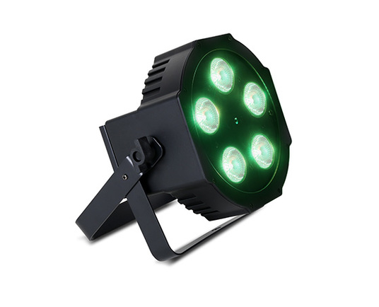 Martin THRILL Compact PAR 64 LED and THRILL Compact PAR Mini LED now available
