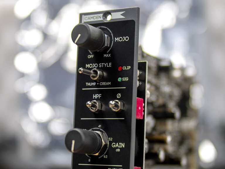 Our Guide To The Cranborne Audio Camden 500 Preamp And Signal Processor