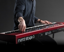 Nord Stage 3 Series now shipping