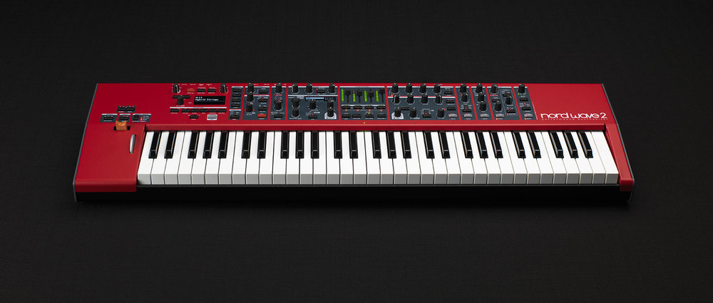 Nord Wave 2 Performance Synthesizer now shipping