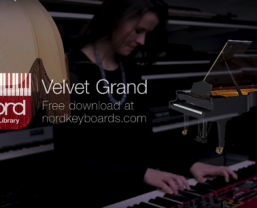 Christmas comes early - new Nord piano for free download!