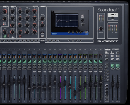 Soundcraft Si Impact promotion for UK/ROI customers