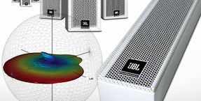 JBL Professional Intellivox Loudspeakers now with free custom colour options