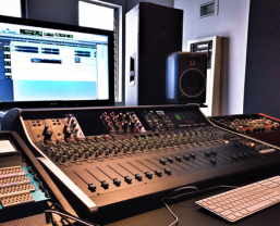 Daddy Kev chooses SSL XL-Desk for mixing and mastering at Cosmic Zoo