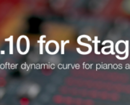 Nord Stage 2/Stage 2 EX v2.10 software update