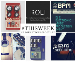 This week at Sound Technology