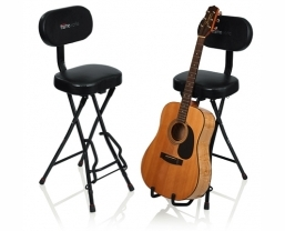 Gator Frameworks introduce the GFW-GTR-SEAT Combination Guitar Seat and…