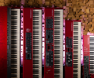 Our Guide to the Nord Keyboards range - which Nord is right for me?