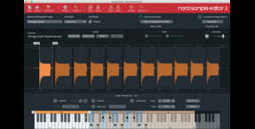 Easily create custom samples with the new Nord Sample Editor v3