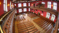 JBL CBT50LA For Oxford Union's World Famous Debating Chamber