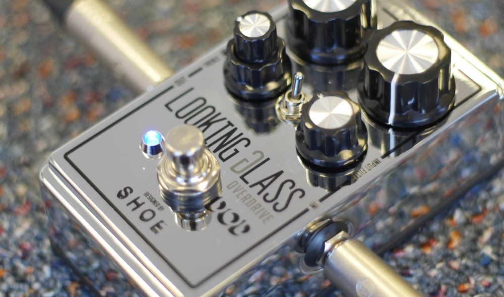 DOD Looking Glass Class-A FET Overdrive pedal now available