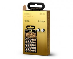 Teenage Engineering introduce the PO-32 Tonic pocket operator