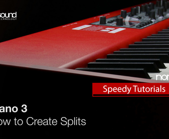 Nord Speedy Tutorial: How to Create a Split on a Piano 3