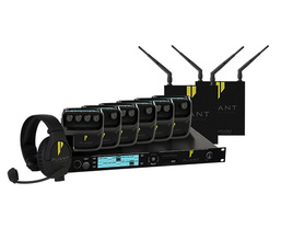 Pliant Technologies CrewCom wireless intercom system now shipping
