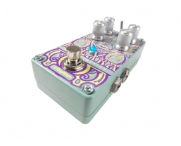 DigiTech Polara Stereo Reverb pedal now available