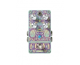 Total Guitar magazine review the DigiTech Polara stereo reverb pedal