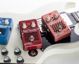 EBS Red Label Pedals designed specifically for guitar now available