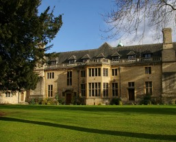 JBL's CBT provides Rhodes House with PA flexibility