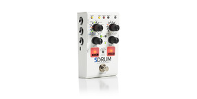 DigiTech SDRUM Strummable Drums™ pedal now available