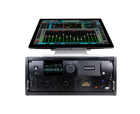 Apogee Electronics announces Symphony I/O Mk II for Waves SoundGrid