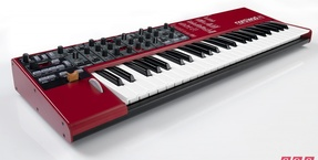 Sound On Sound magazine review the Nord Lead A1