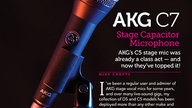 SOS review 'potential must-have' AKG C7 microphone