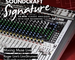 Soundcraft Signature MTK Series lands cover of Sound On Sound