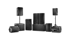 JBL SRX800 series portable powered loudspeakers now available