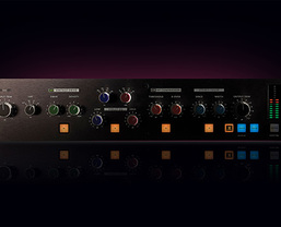 Solid State Logic launches Fusion, a new all-analogue outboard processor