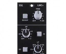 "SSL launch new ""LMC+"" Module for 500 Format Racks"