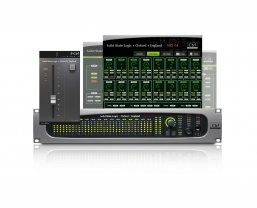 SSL announces 'Sigma Delta' at AES 2015