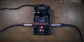 VIDEO: 12-string guitar simulation using the DigiTech Mosaic
