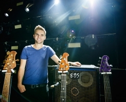MusicRadar talk EBS with One Direction's Sandy Beales