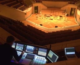 HARMAN's Soundcraft Vi3000 Joins the Vi6 and Studer Vista 9 At Berlin Philharmonic's Chamber Music Hall