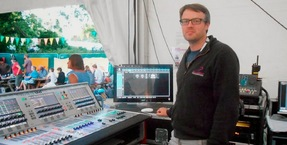 SSE Hire Pilots HARMAN's Soundcraft Vi6 Digital Console and Realtime Rack at Cambridge Folk Festival