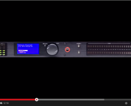 VIDEO: dbx AFS2 Advanced Feedback Suppression Processor - Simple Setup Video