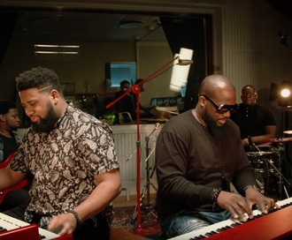 Nord Gospel Sessions: Kevin Powell & Glenn Gibson Jr - Hartford Funk
