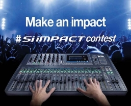 HARMAN's Soundcraft Invites Audio Enthusiasts to Share Their Stories for a Chance to Win an Si Impact Digital Mixing Console