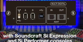 Limited time offer: Free recording card with Soundcraft Si Expression or Si Performer in the UK
