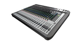 Soundcraft Signature Series video overview presented by Sound On Sound