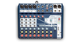 HARMAN Professional Solutions introduces new Soundcraft Notepad mixers