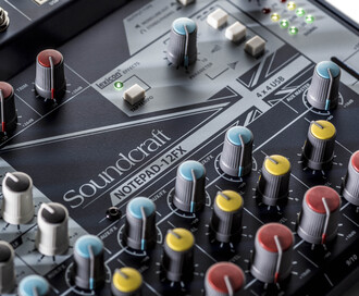 Our guide to Soundcraft's Notepad & Signature Series USB-equipped analogue recording mixers