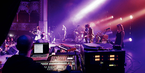 Sound Engineer Invests in Soundcraft by HARMAN Console for Upgraded Live Sound, Versatility