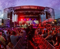 HARMAN's Crown Amplifiers and JBL Professional Loudspeakers Power Main Stage Performances at South Bend, Indiana 150th Birthday Celebration