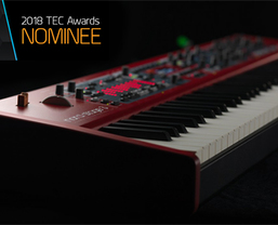 Nord Stage 3 nominated for the NAMM TEC Award