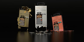 Teenage Engineering PO-33 K.O! & PO-35 speak Pocket Operators now available